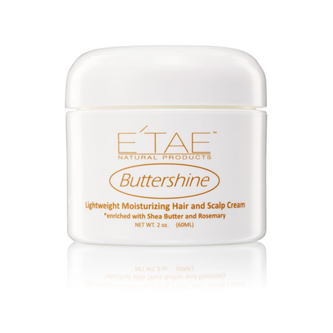 ETAE - BUTTERSHINE MOISTURIZING HAIR AND SCALP CREAM 2OZ