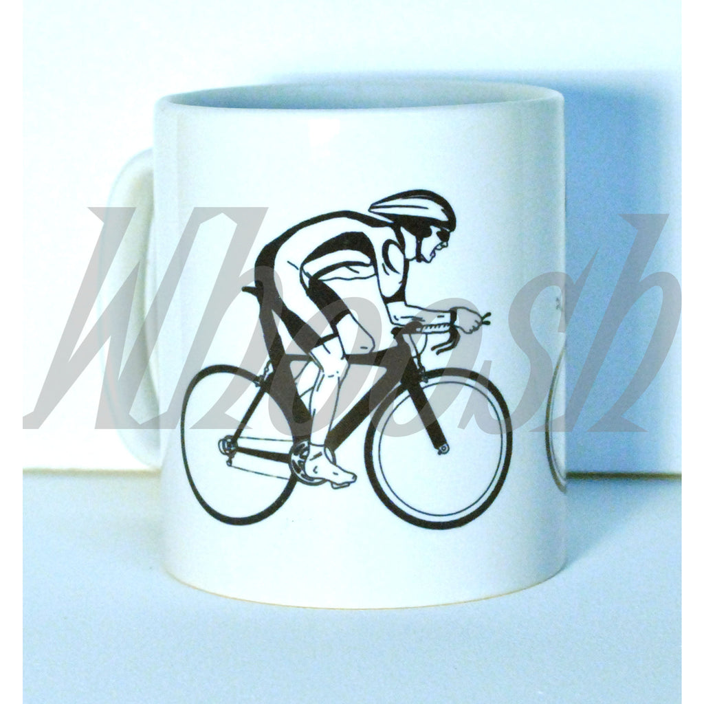Cycle Figure mugs