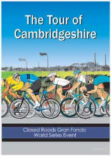 Poster - Tour of Cambridgeshire