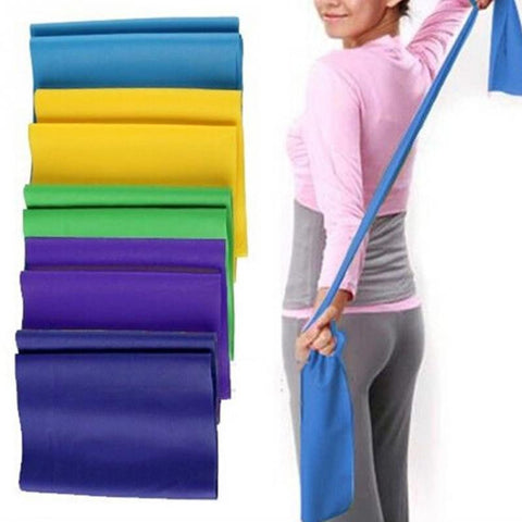 Open Resistance Bands