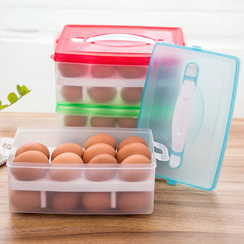 24 Egg Storage Container
