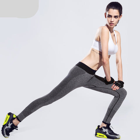 High Waist Women's Active Wear Leggings