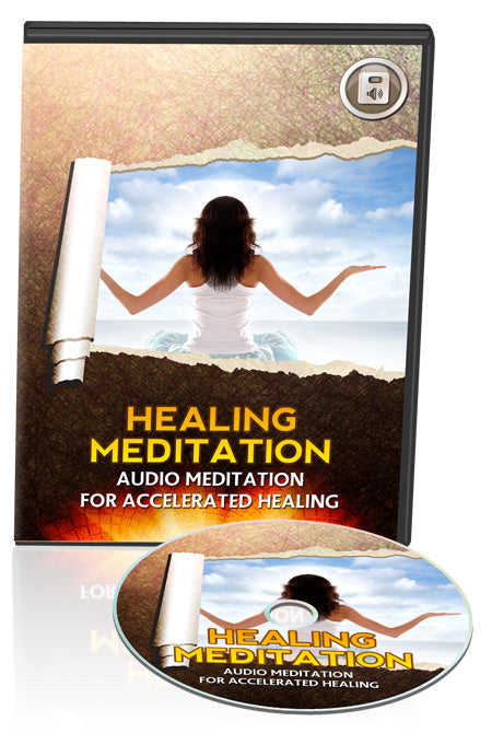 Healing Audio Meditation For Accelerated Healing Audio Courses