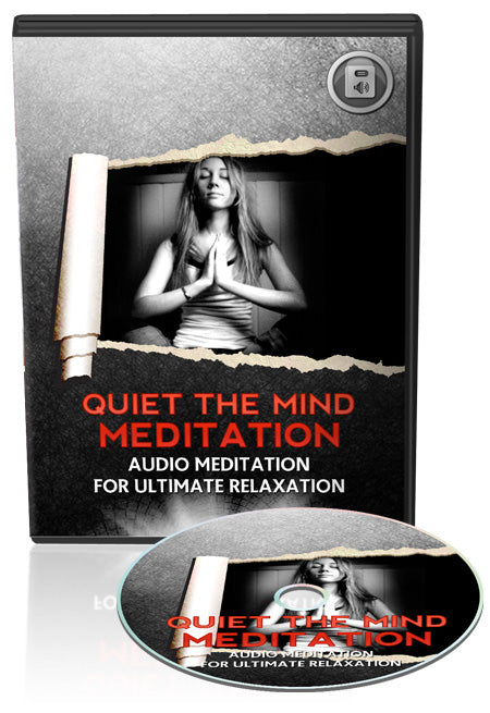Quiet The Mind Audio Meditation For Ultimate Relaxation Audio Courses