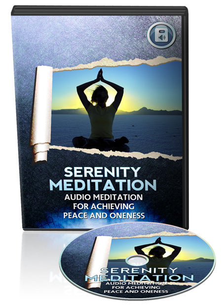 Serenity Audio Meditation For Achieving Peace And Oneness Audio Courses