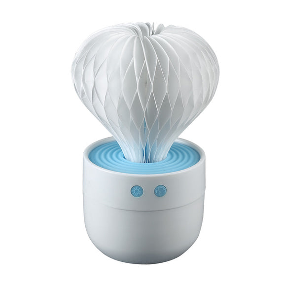 USB Air Humidifier with Night Light