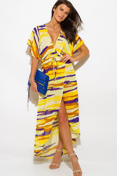 fb5d20e815 Solid dresses, chevron maxi dresses and floral prints are so in this summer  and they always make a long fashion statement. This summer, try out some of  ...