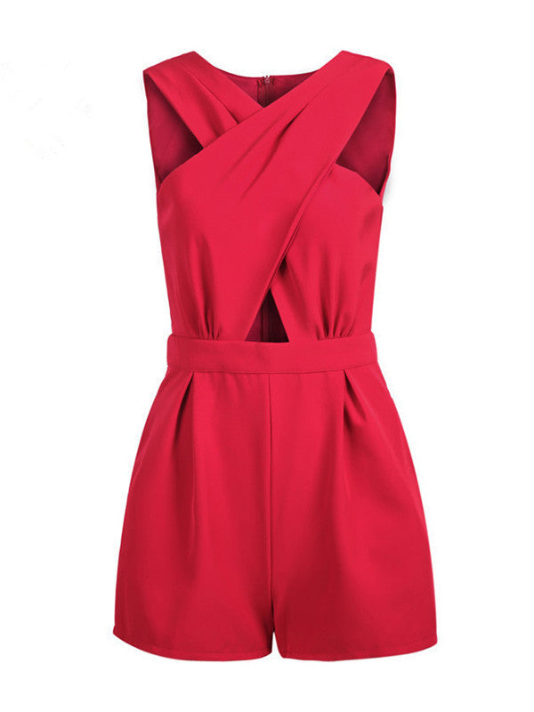 Cross Charming Rompers
