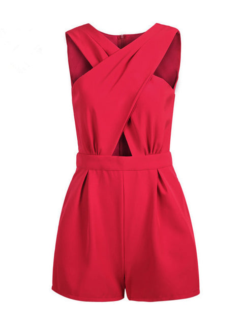 Cross Charming Rompers - Hautify