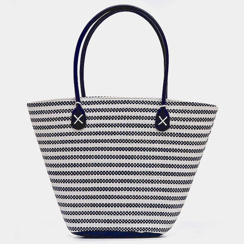 Paper Straw Tote Shoulder Beach Bag - Hautify