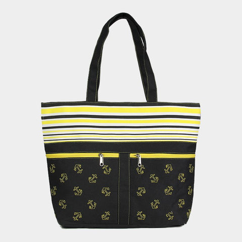 Yellow Beach Tote Bag - Hautify