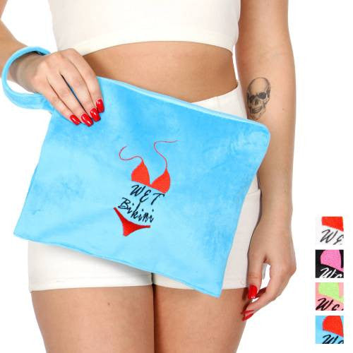 Wet Bikini Water Proof Bikini Bag