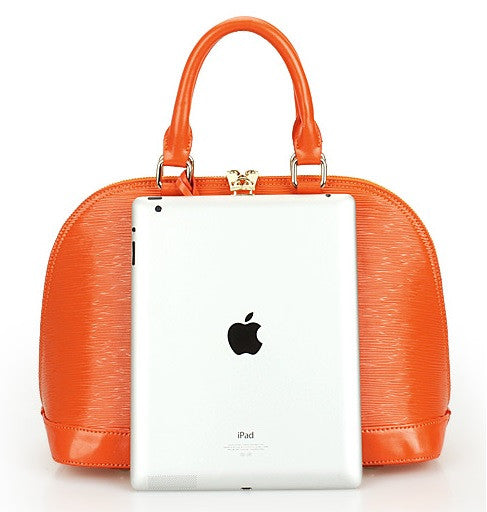 Colored Shell Tote Handbag - Hautify