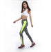 Side Stripes Women's Fashion Leggings Activewear - Hautify