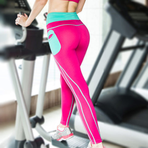 Spandex Stretch Yoga Pants for Women