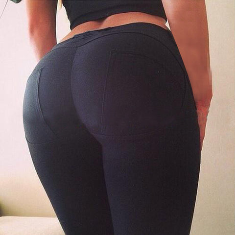 Low Waist Tush Trainer Leggings