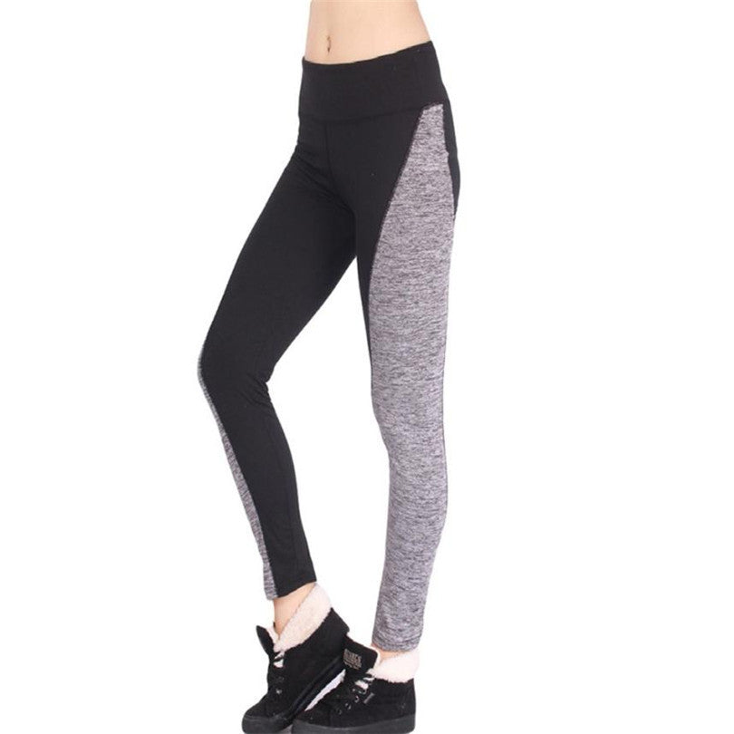 Elastic Workout Comfortable Leggings Pants - Hautify