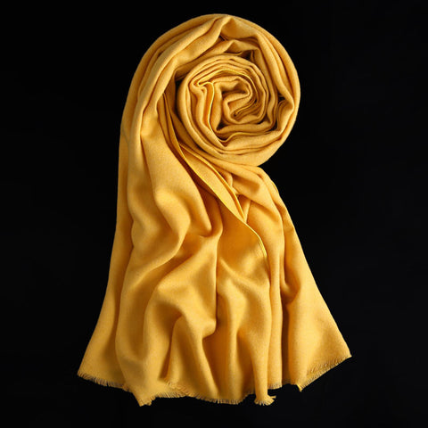 Winter Scarves Cashmere Feel Scarf for Women