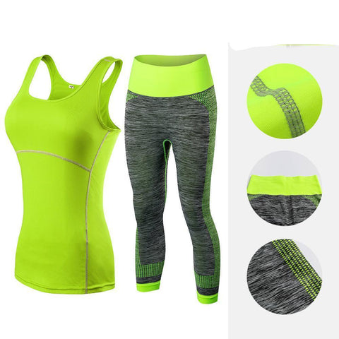 Activewear Yoga Gym Set for Women - Hautify