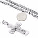 Christ on the Cross Chain Pendant Necklace - Hautify