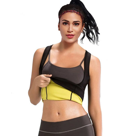 Neoprene Slimming Shapewear Vest S -6XL - Hautify