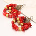 Bijoux Colorful Ethnic Boho Drop Earrings - Hautify
