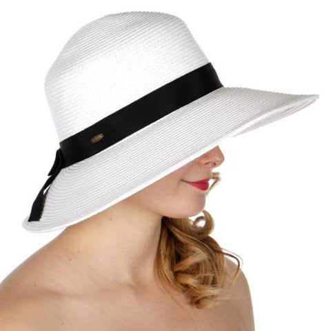 Bow Women's Floppy Hats for Sale