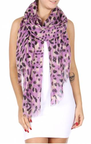 Shop womens scarves and wraps hautify leopard print oblong scarf hautify gumiabroncs Gallery