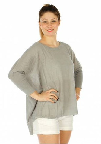 High Low Solid Cozy Fashion Top for Women