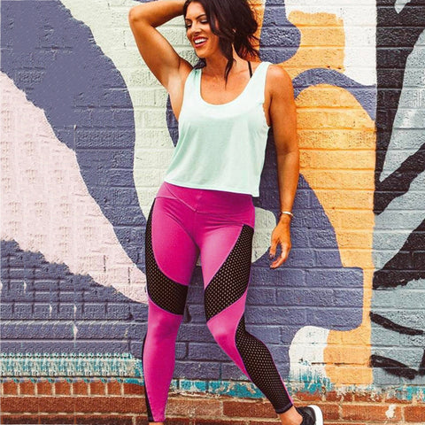 Compression Gym and Yoga Leggings Pants for Women - Hautify