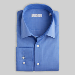 Hemd Regular Fit Derby Blau