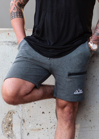 Zenith Short Charcoal