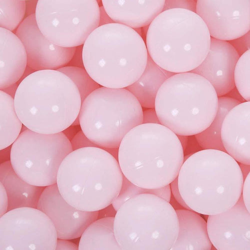 Large (7cm) Pink Ball Pit Balls - Bag of 50