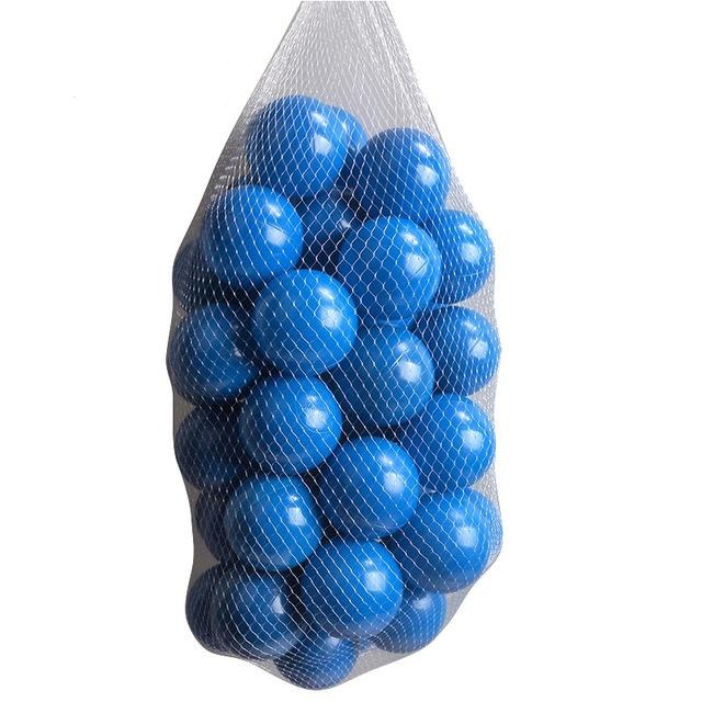 Ball Pit Balls - 200 Pieces - Ocean Blue - Beary Kids