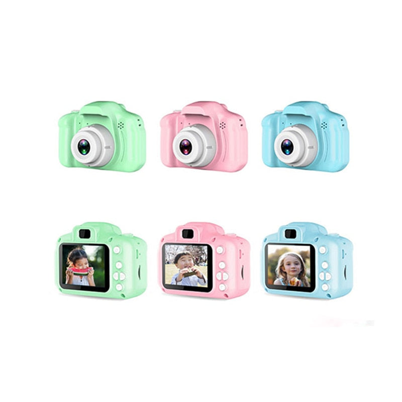 Kid's Mini Digital Camera - Beary Kids
