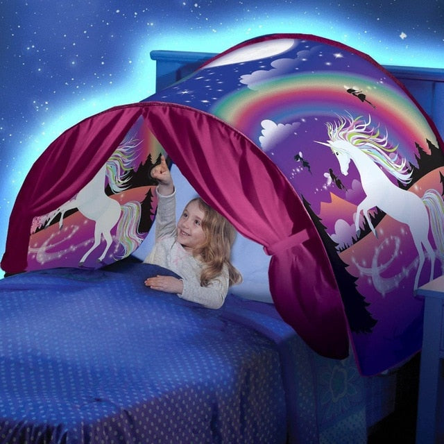 Dream Tent - Bed Tent for Kids