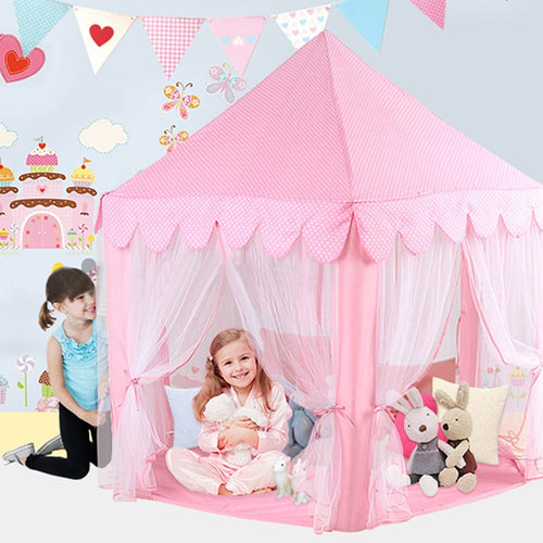Princess Castle Indoor Tent