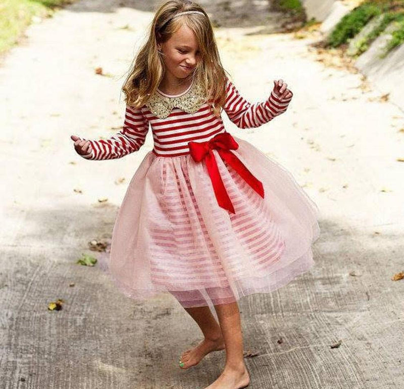 Loryn Dress - Beary Kids