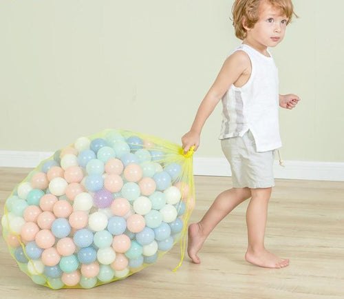 Ball Pit Balls - 100 Pieces - Multicolor - Beary Kids
