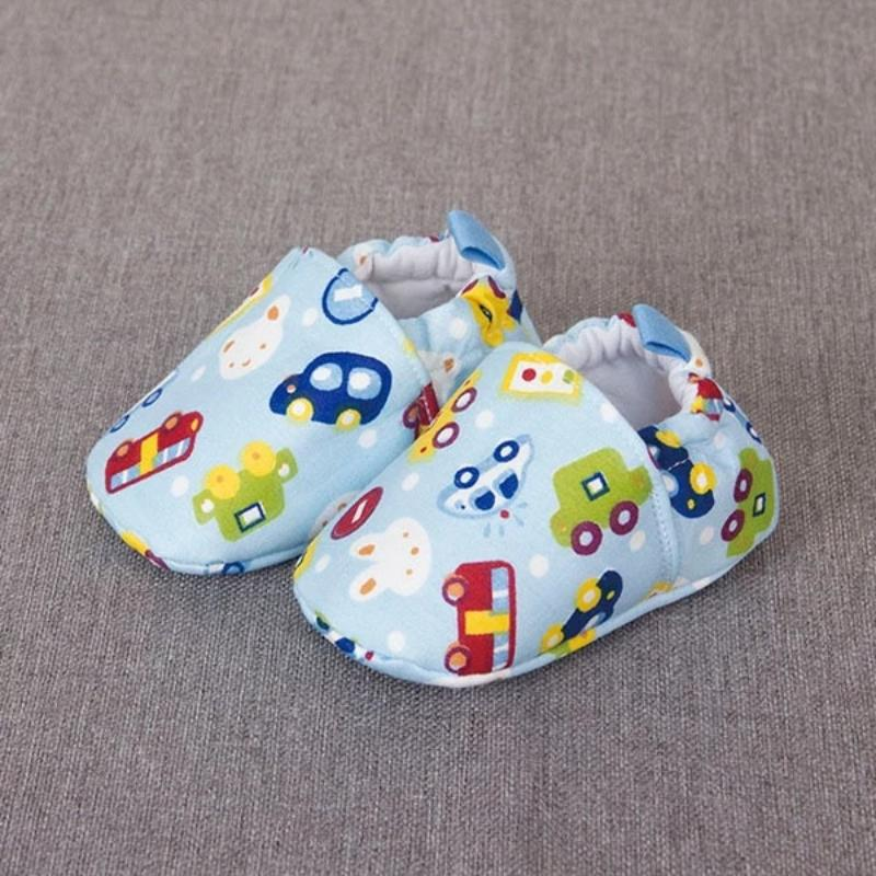 Baby Cotton Non-Slip Sole Shoes - Beary Kids