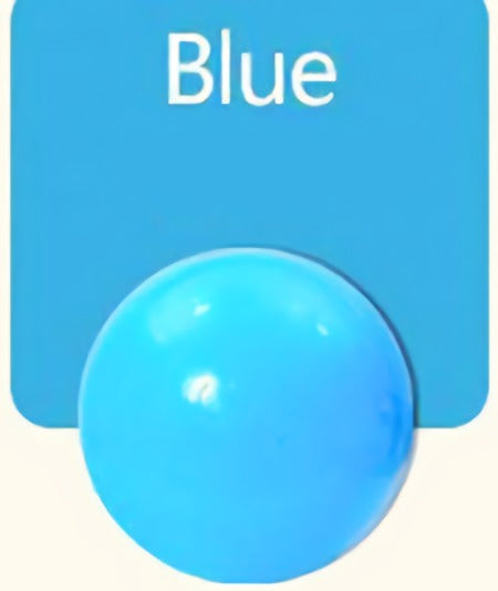 Large (7cm) Blue Ball Pit Ball - Bag of 50 - Beary Kids