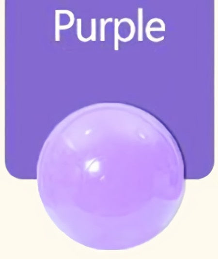 Large (7cm) Purple Ball Pit Ball - Bag of 50