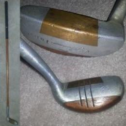 Scoring With My Vintage Otey Crisman Putter Updated