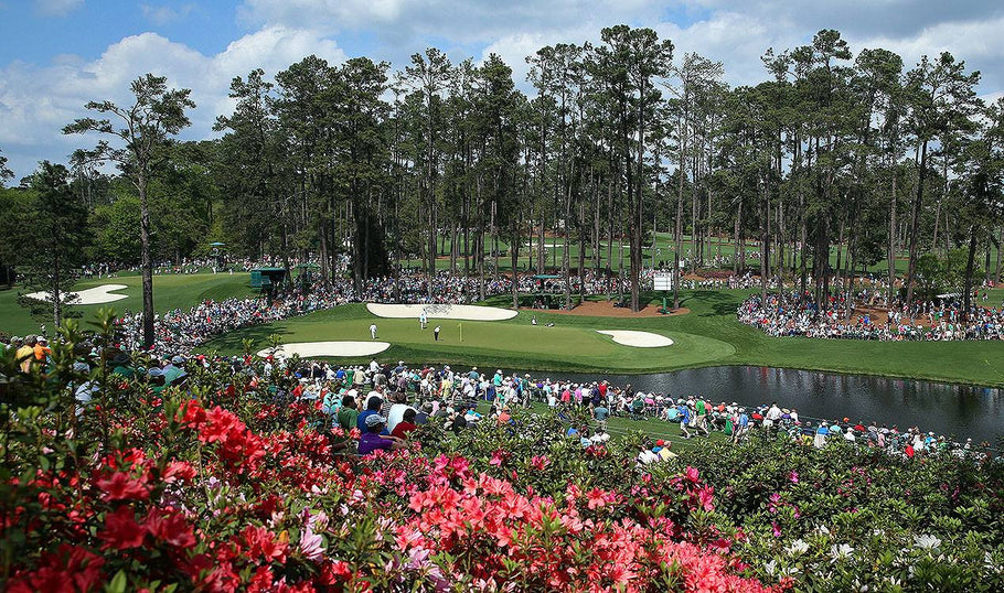 Masters Sunday - Augusta National 2017