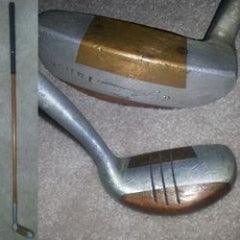 Classic Otey putter still used by golfers