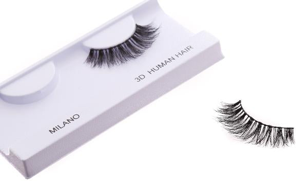 3D Human Hair False Eyelashes are Here...