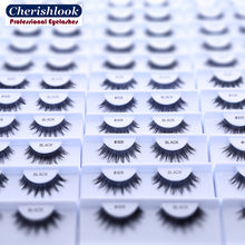 Load image into Gallery viewer, Cherishlook Eyelash #605 (100 Pack) ($1.10 per pair)