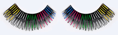 CL-C201 Color Tinsel Eyelashes (3 pack) ($3.32 per pair)