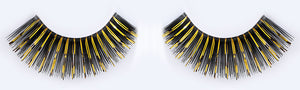 CL-C209 Black & Gold Color Tinsel Eyelashes