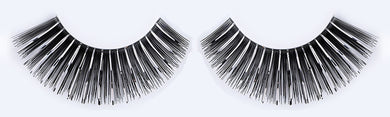 CL-C210 Black & Silver Color Tinsel Eyelashes